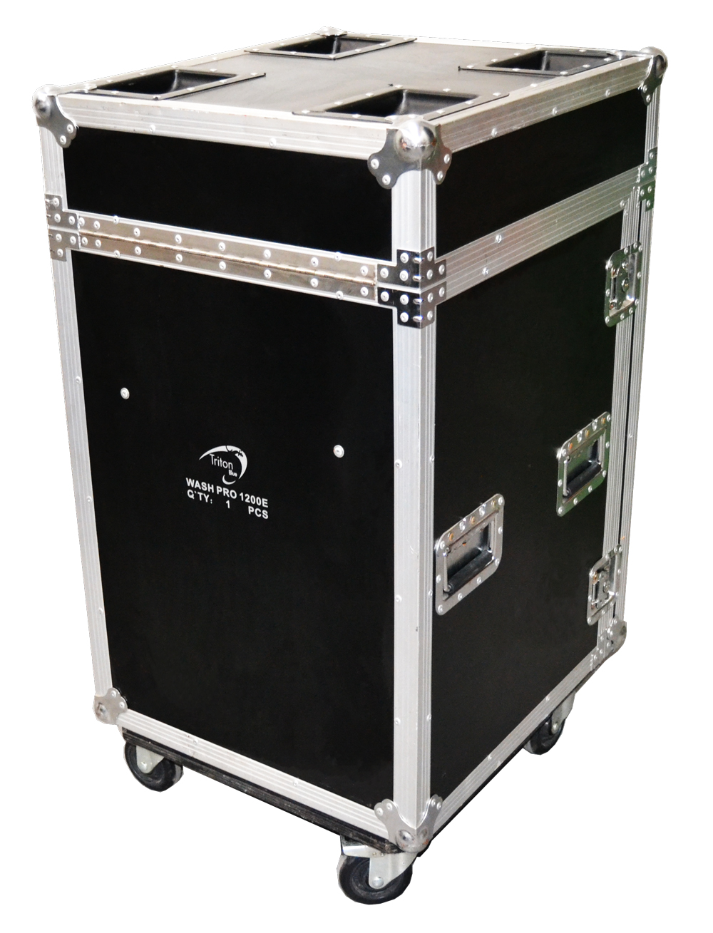 FLIGHTCASE 1 SPOT/WASH 1200 F-1201-1