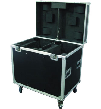 FLIGHTCASE 2 SPOT/WASH 575-700  F-700E-2