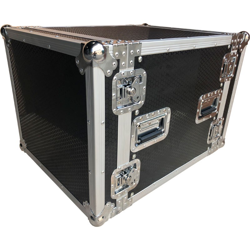 FLIGHTCASE ESTANDAR PROBUCKLER 10U
