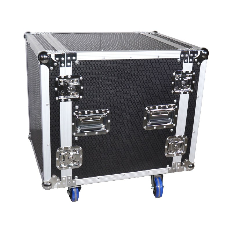 FLIGHTCASE ESTANDAR PROBUCKLER 12U