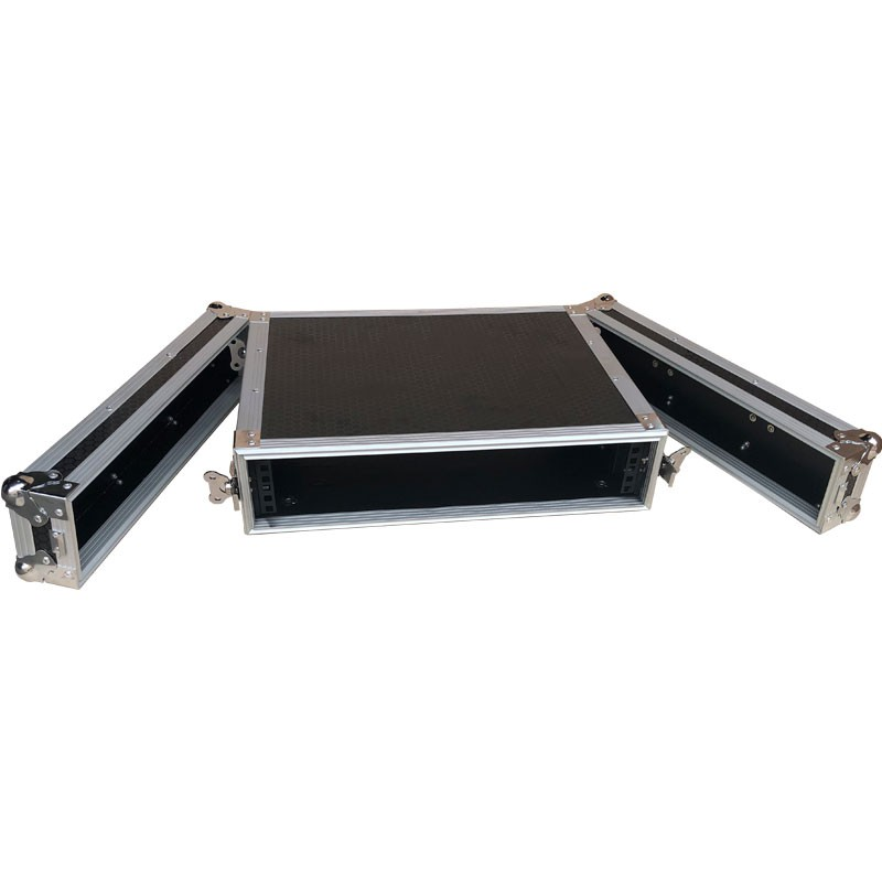 FLIGHTCASE ESTANDAR PROBUCKLER 2U